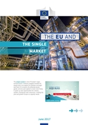 'The EU and the Single Market' cover