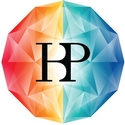 Image shows the logo of the Human Brain Project