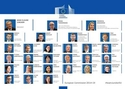 Updated mini-poster presenting the Members of the European Commission 2014-19