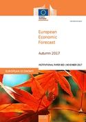 European Economic Forecast – Autumn 2017 / © European Union, 2017
