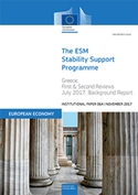 The ESM Stability Support Programme for Greece, First and Second Reviews - July 2017 Background report © European Union, 2017