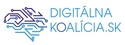 Logo Digital Coalition Slovakia