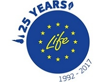 LIFE-25 logo