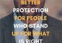 Whistleblower protection © European Union, 2018