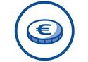 Euro coin illustration © European Union, 2018