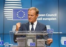 Donald Tusk, President of the European Council, European Council meeting, 28-29 June 2018 © European Union, 2018