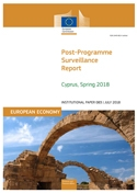 Post-Programme Surveillance Report. Cyprus, Spring 2018