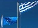 Flags of EU and Greece © European Union, 2018