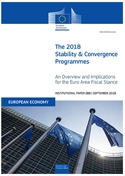 The 2018 Stability and Convergence Programmes: An Overview and Implications for the Euro Area Fiscal Stance
