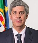 Mário Centeno, President of the Eurogroup