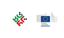 Logos of the Bulgarian Presidency and the European Commission