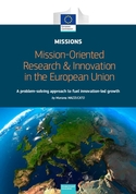 Cover of the book showing a map of Europe and title of the publication