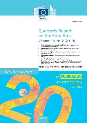 Quarterly Report on the Euro Area. Volume 18, No 2 (2019) European Union, 2019 © European Union, 2019