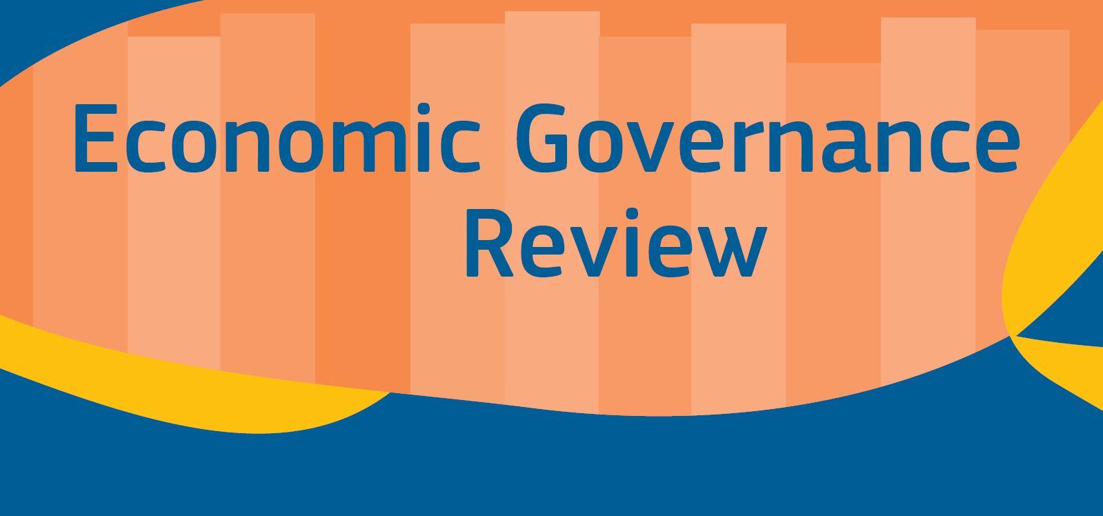 Economic governance review banner © European Union, 2020