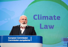 Press conference by Frans Timmermans, Executive Vice-President of the European Commission © European Union, 2020
