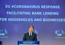 Press conference of Valdis Dombrovskis on the EU's response to the COVID-19 crisis © European Union, 2020