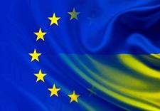 European flag and Ukrainian flag mixed © European Union, 2020