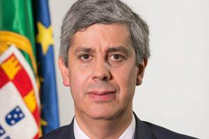 Mário Centeno, President of the Eurogroup © European Union, 2020