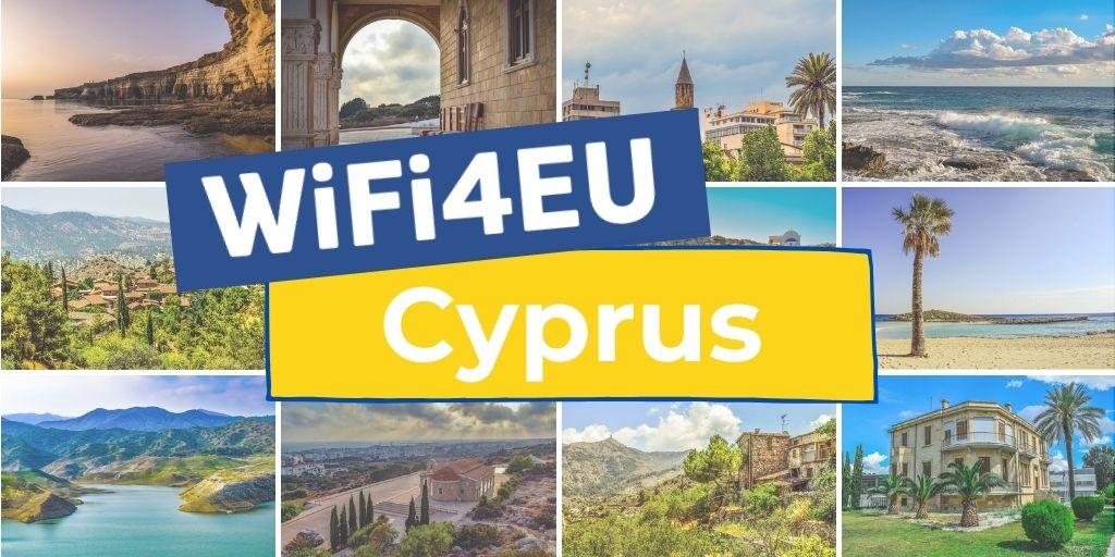 WiFi4EU Cyprus