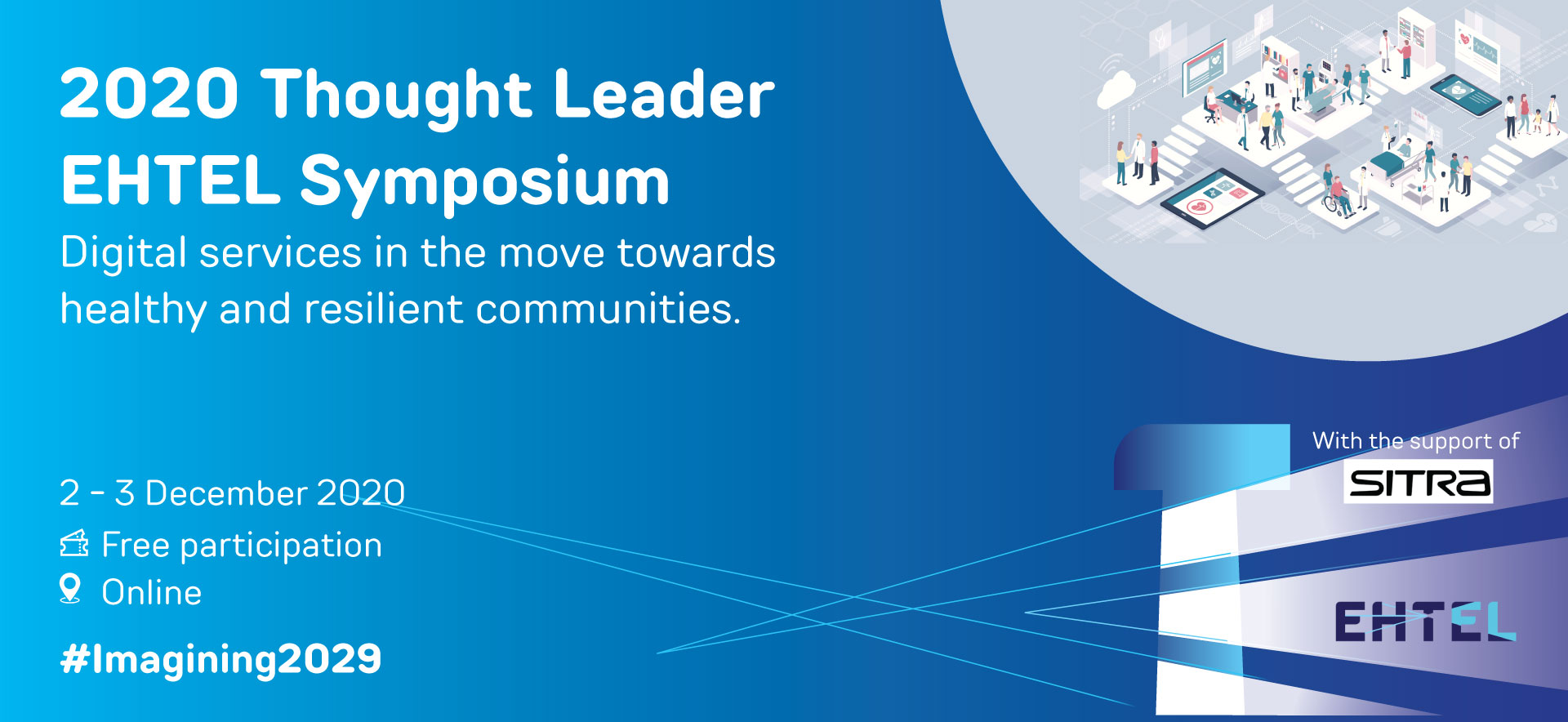 2020 Thought Leader EHTEL Symposium - details about the event
