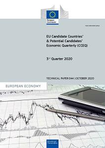 EU Candidate Countries' & Potential Candidates' Economic Quarterly (CCEQ) – 3rd Quarter 2020
