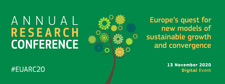 Banner of Annual Research Conference © European Union, 2020