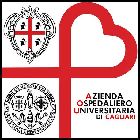 Logo of Cagliari University Hospital in Sardinia