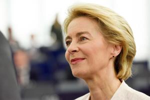 Ursula von der Leyen, President of the European Commission © European Union, 2020