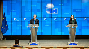 Video conference of the Eurogroup - Mr Paolo GENTILONI, European Commissioner for Economy