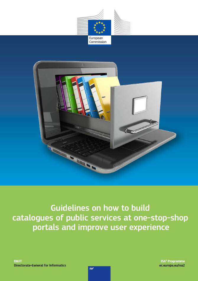 Catalogue of Services guidelines