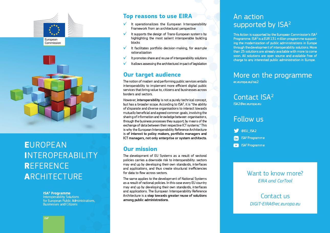 EIRA leaflet
