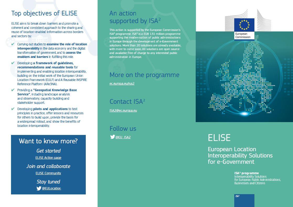 ELISE leaflet