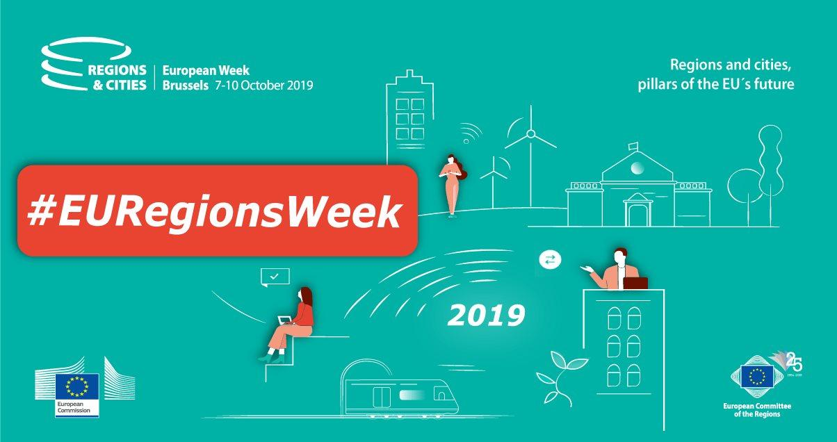 European Week of Regions and Cities 2019