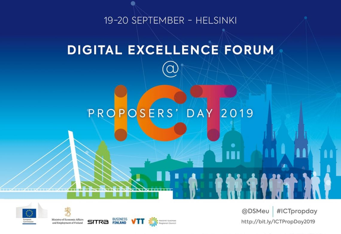 ICT Proposers' Day 2019