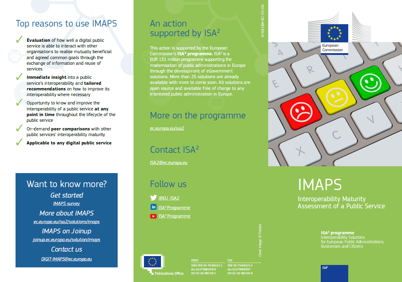 IMAPS leaflet