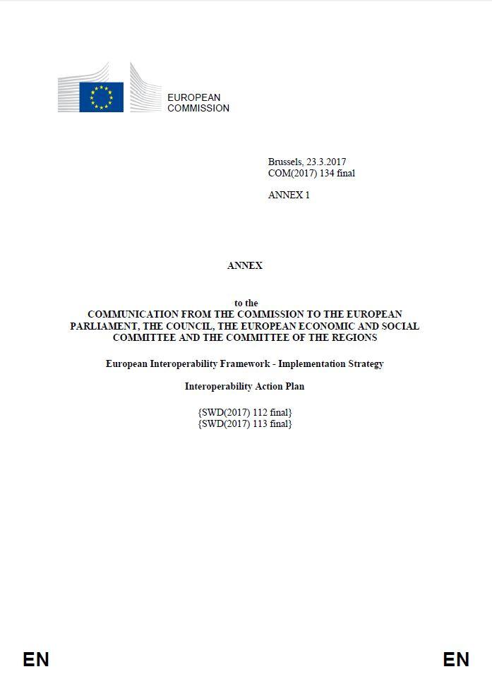 Interoperability Action Plan