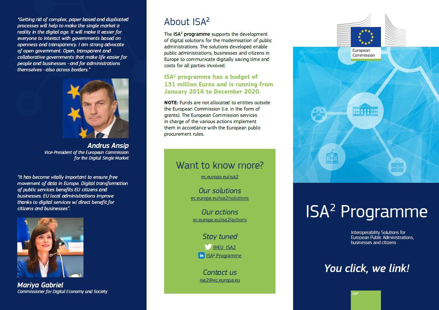 ISA² programme