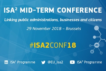 ISA² Mid-Term Conference Visual