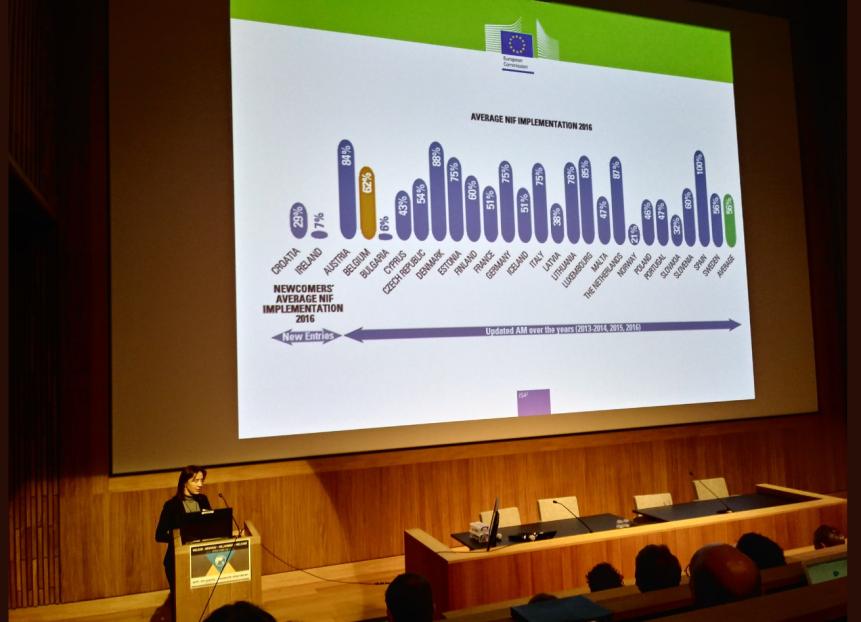 Natalia Aristimuno at Interop Summit 2018