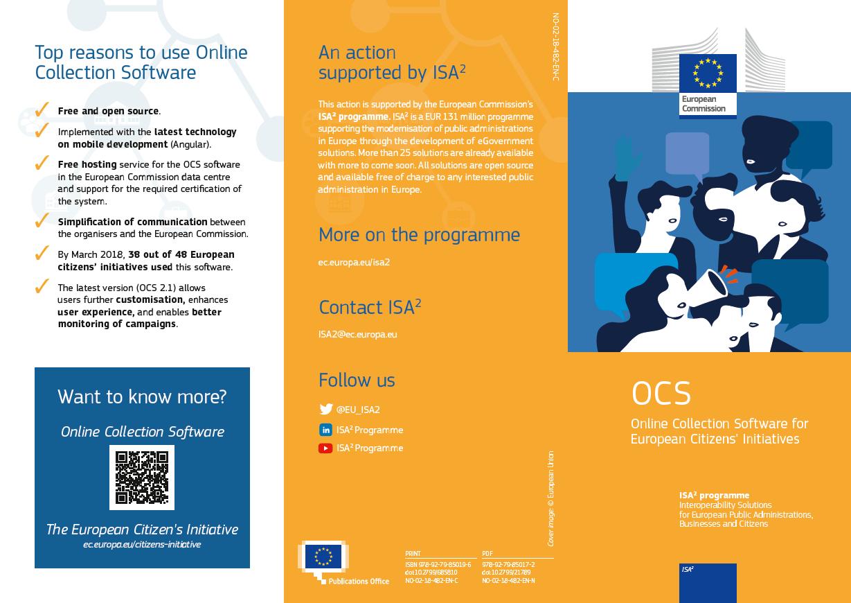 OCS for ECIs