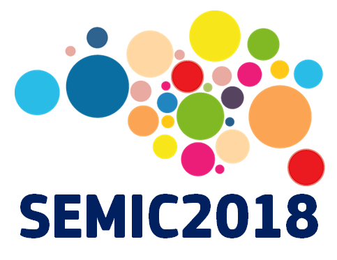 SEMIC 2018 logo