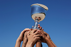 Sharing & Reuse trophy