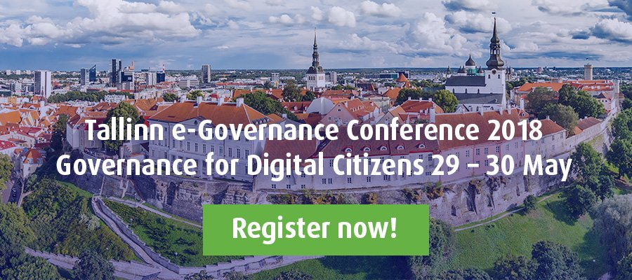 Tallinn eGovernment Conference