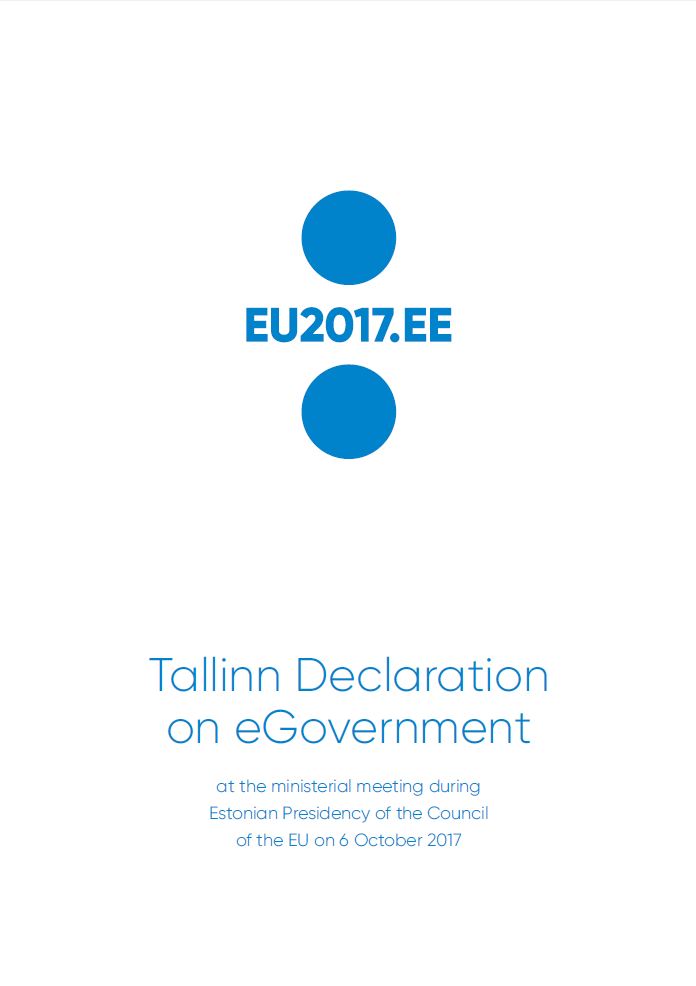 Tallinn Declaration on eGovernment