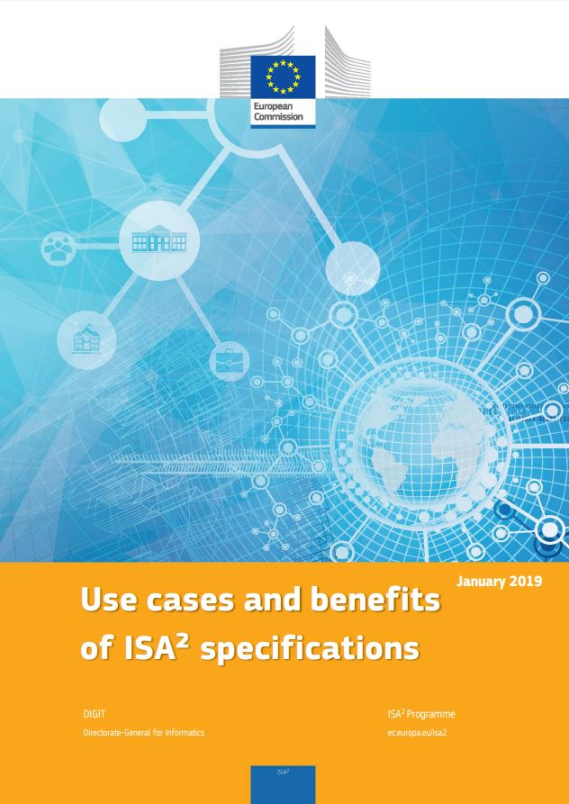 Use cases and benefits of ISA² specifications