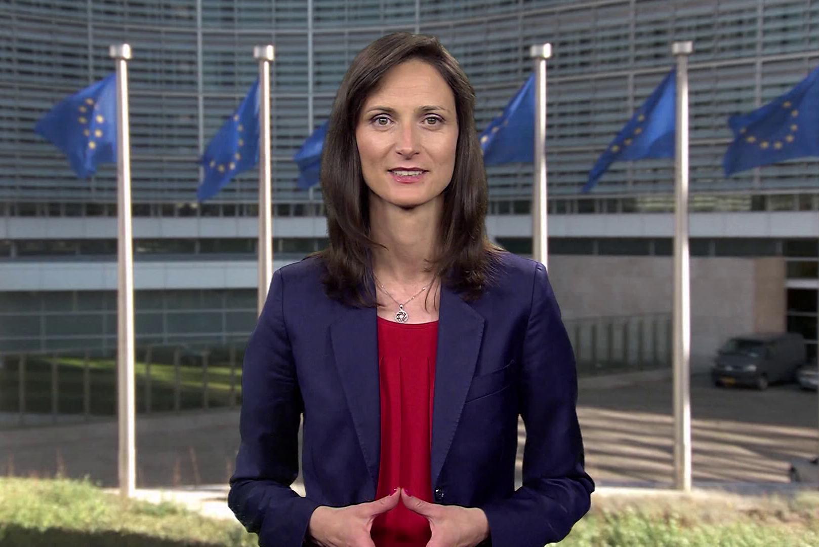 EU Commissioner Mariya Gabriel