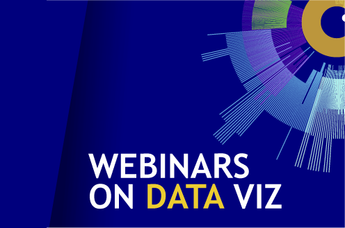 Webinars on data visualisation