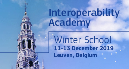 Interoperability Academy Winter School