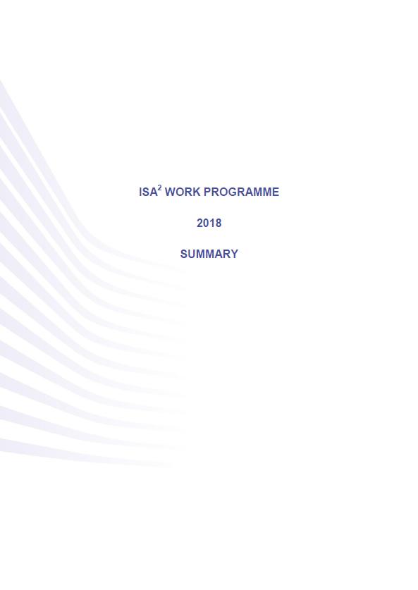work programme 2018