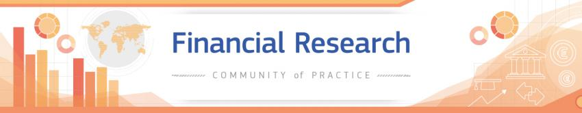 Community of Practice Financial Research